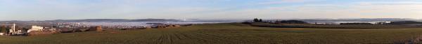 Holý vrch panorama